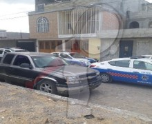 Caen dos sujetos con camionera robada