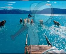 Terrible deshielo de Groenlandia