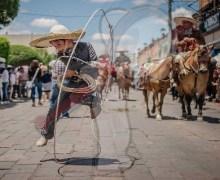 Más de mil jinetes en Cabalgata de la Amistad SJR 2019