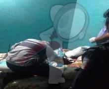 Policías sanjuanenses reciben a bebé durante parto