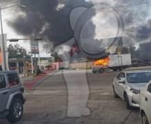 Balaceras provocan pánico en Culiacán, Sinaloa