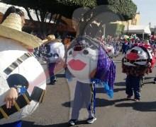 Conmemoran sanjuanenses con desfile cívico-deportivo Revolución Mexicana