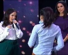María Elena Ríos, saxofonista reaparece con Ximena Sariñana