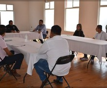 SSPM y comerciantes acuerdan trabajo por contingencia en Escobedo
