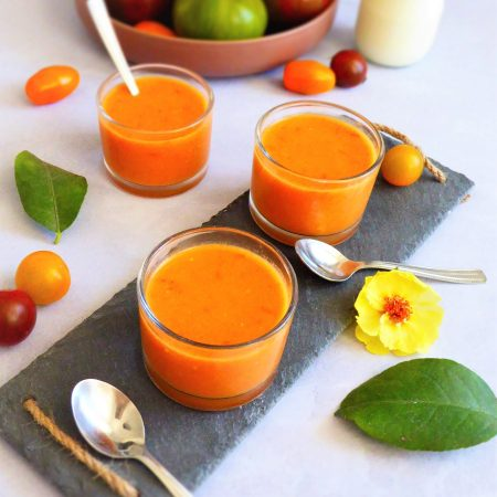 soupe tomate citron