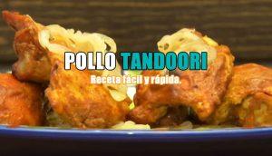 pollo tandoori indú (Receta de la India)