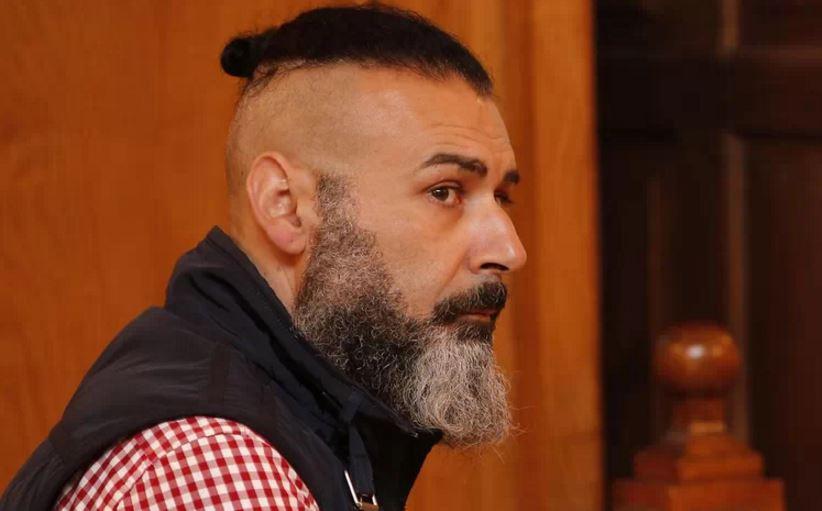 David Oubel cadena perpetua españa