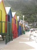 Petites maisons de St James