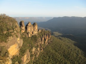 Three sisters et les Blue Mountains