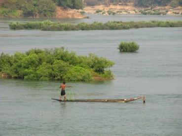 le mékong et ses pêcheurs