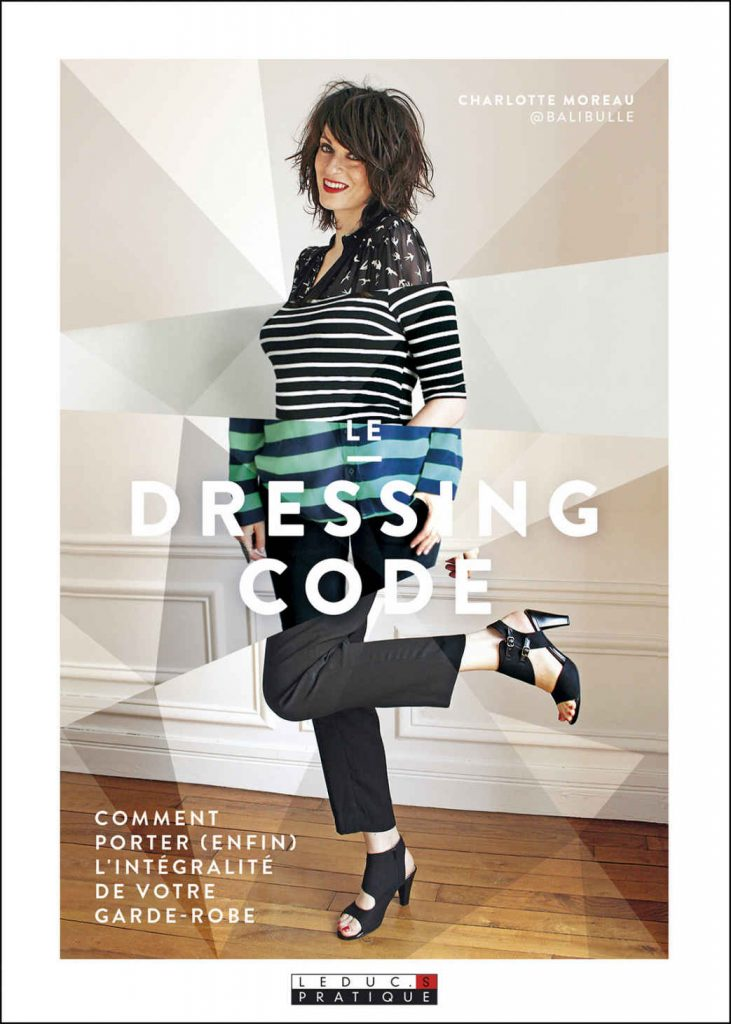 Le dressing code Charlotte Moreau
