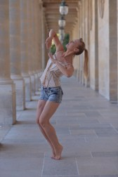 Shoot dance Elodie Lobjois