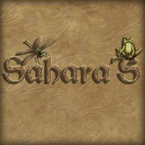 Sahara'S New Logo