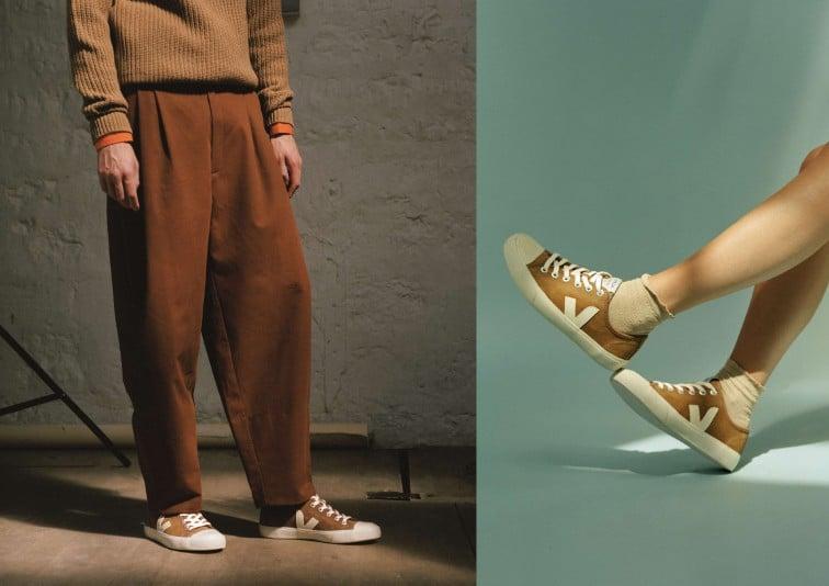 veja baskets écologiques et équitables - marques de mode éthique, la slow fashion