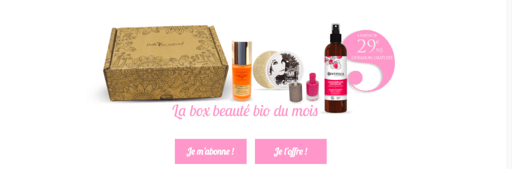box belle au naturel cosmétqiue bio et naturelle vegan full size