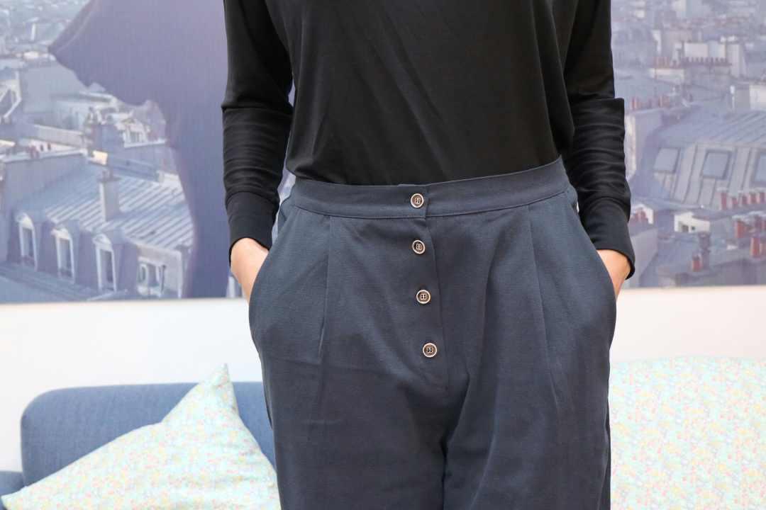 Pantalon Tencel écologique éthique Rakha