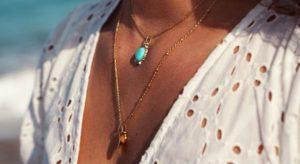 bijoux éthiques et écologiques aglaia #bijoux #boho #pendentif