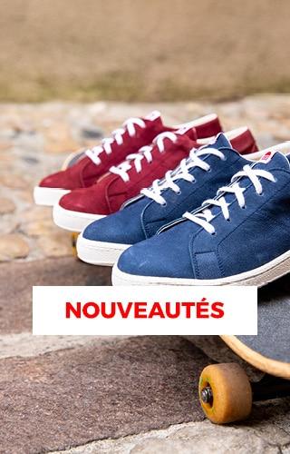1083 sneakers baskets écologiques éthiques durables fabriquées en France