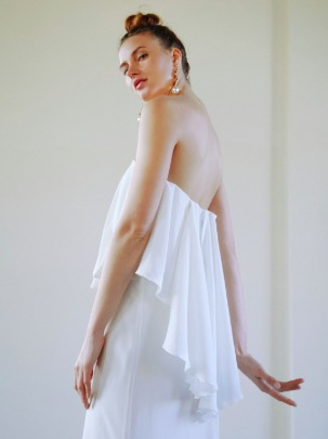 Les robes de mariée écologiques et éthiques de MyPhilosophy sont sublimes et issues du commerce équitable ! Pour un mariage éthique, chic et éco-responsable !