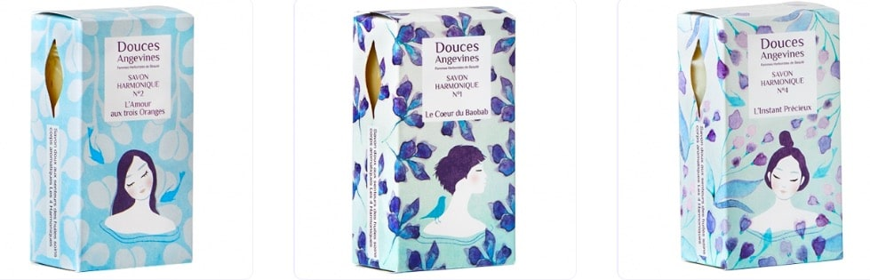 douces angevines savon naturel bio artisanal made in france