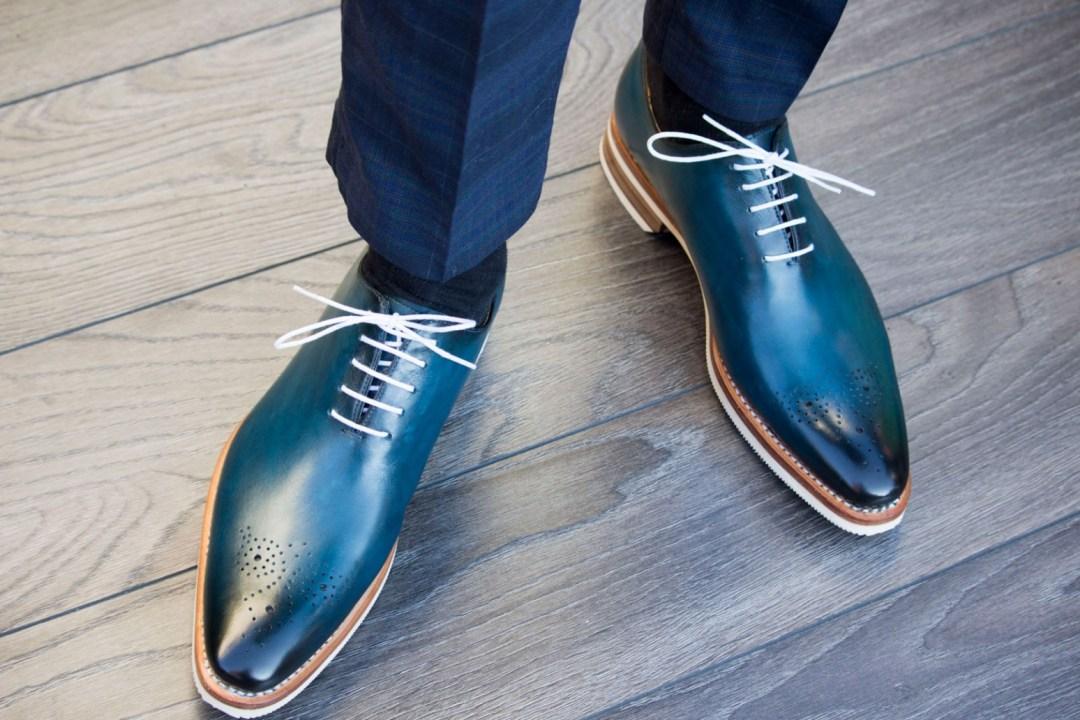Idée cadeau homme : des chaussures artisanales de luxe à prix abordable !