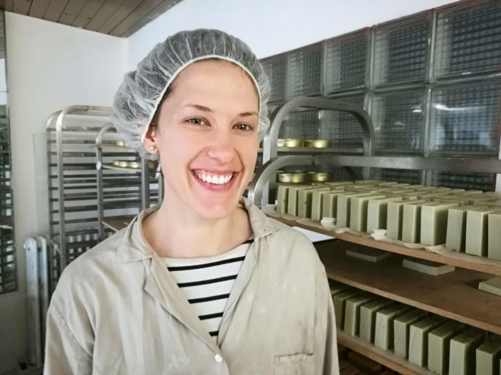 Isaure la manufacture du siècle savons saponifiés à froid biologiques