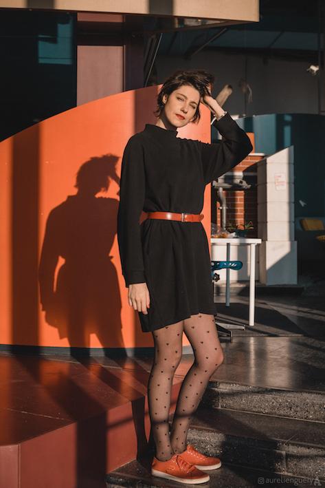 Un look de mode éthique et écologique pour la mi-saison pour femme, en partenariat avec capsule wess, le e-shop de mode éthique ! Prêtes pour passer à une mode plus durable et plus responsable ? #mode #modeéthique #modedemme #misaison #fashion #womanfashion #écologie #modedurable #moderesponsable