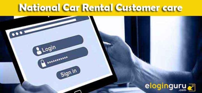 National Car Rental Customer care