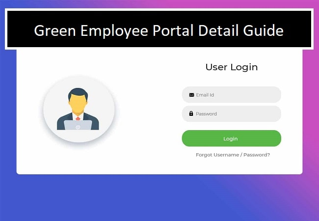 Green Employee Portal Featured Image