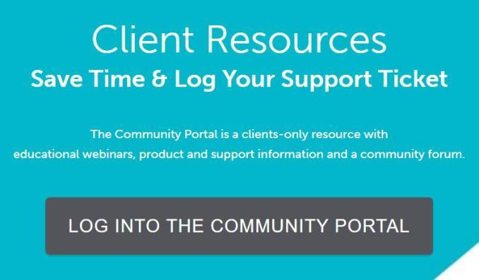 Nextech's Community Portal