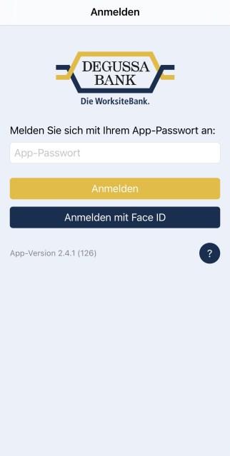 Degussa app
