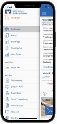 Union Investment App