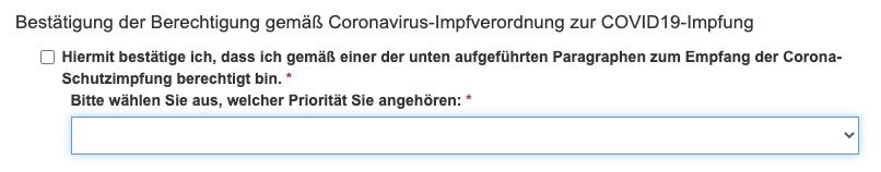Imprfegistrierung Mecklenburg-Vorpommern