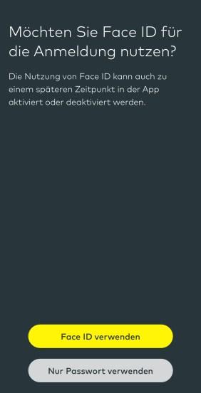 Comdirect App