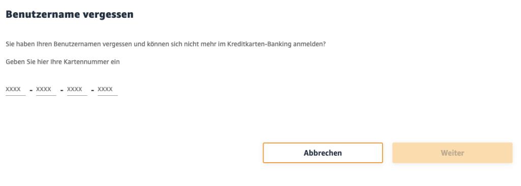 LBB login probleme LBB login nicht möglich LBB login Benutzername vergessen