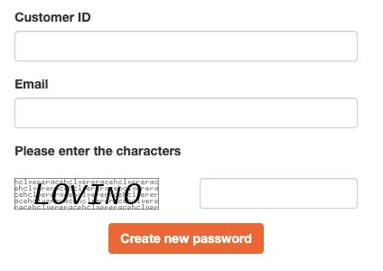 CleverReach Passwort vergessen