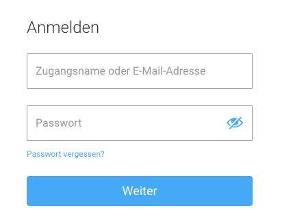 Bettermarks login