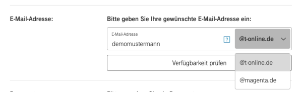 Telekom login t-online login