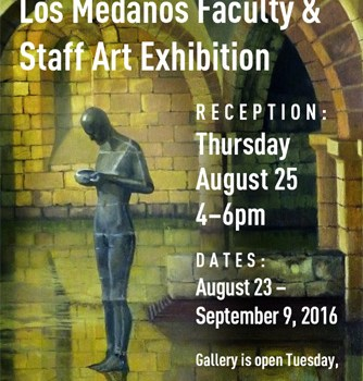 Faculty and staff art show 2016