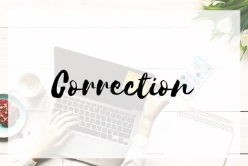 correction-relecture-correctrice
