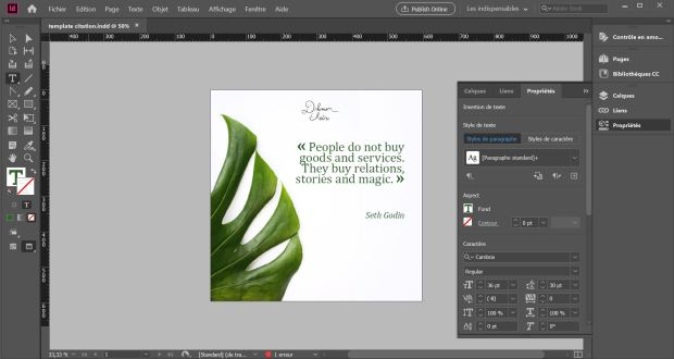 InDesign-montage-photo-mise-en-page