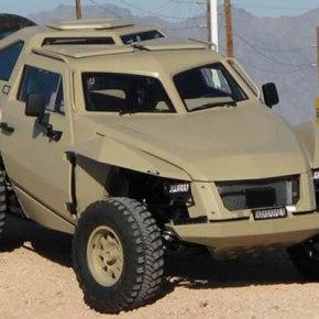 Flypmode - vehículo militar