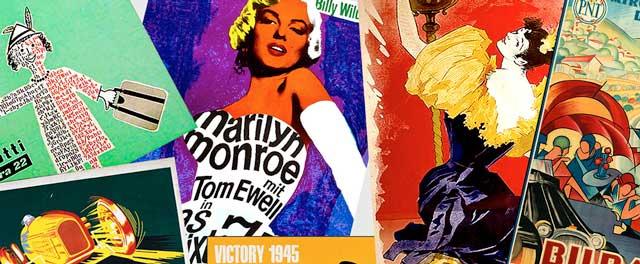 El cartel como medio artístico y de comunicación