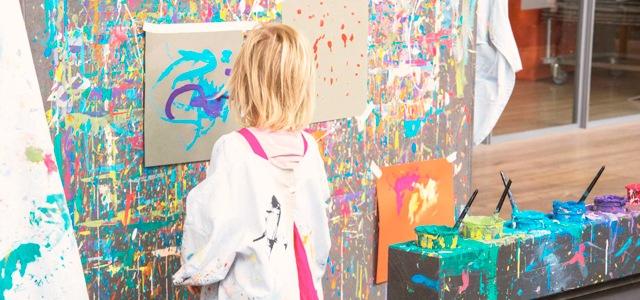 Zentrum Paul Klee - taller infantil