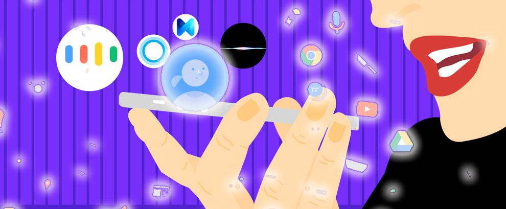 La voz, ¿el futuro de Internet?