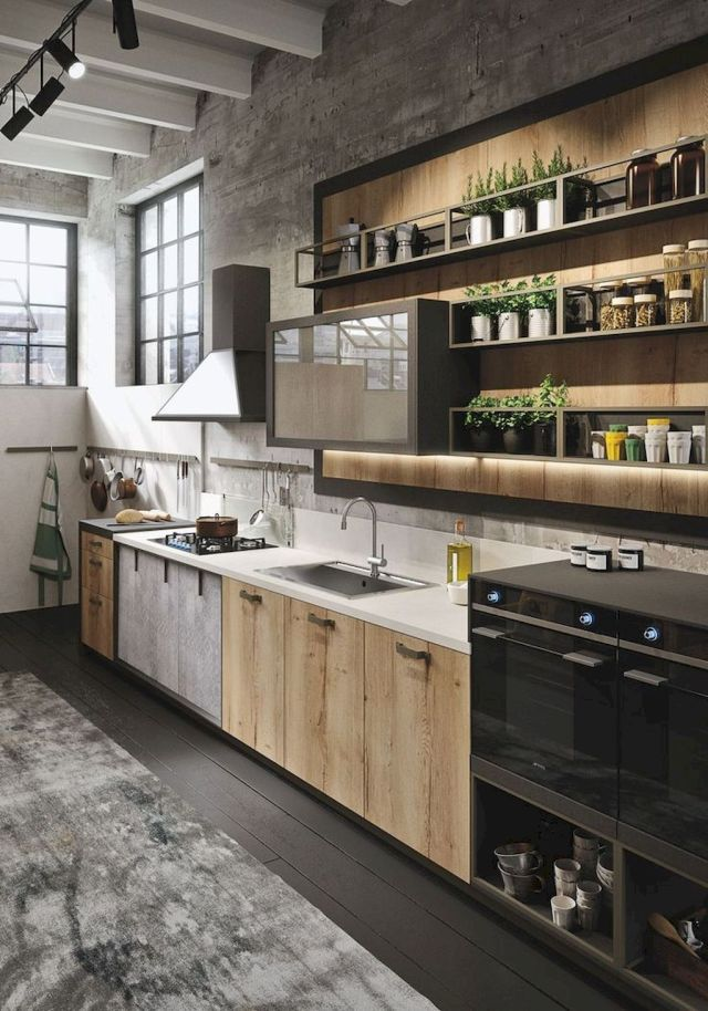 Top Kitchen Inspiration From Kitchen Trend 2018 (11)