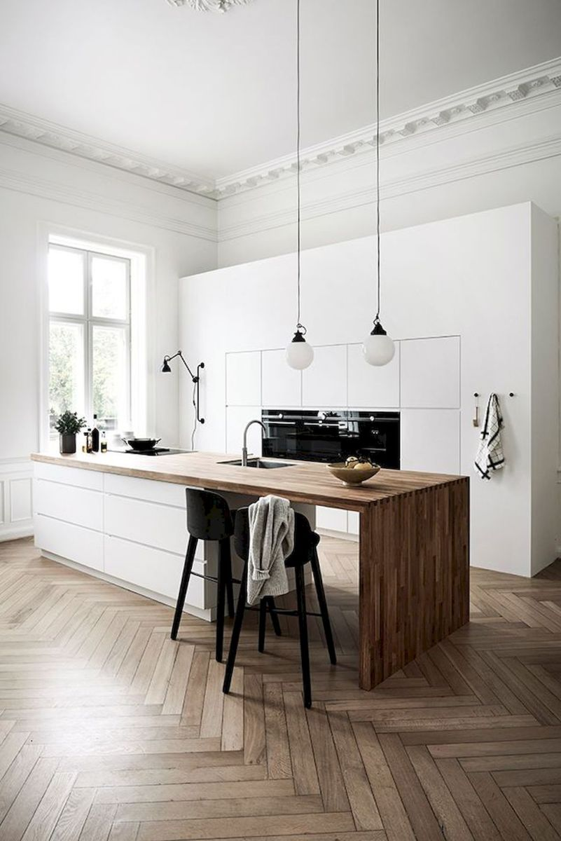 Top Kitchen Inspiration From Kitchen Trend 2018 (40)