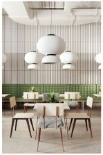 50+ Wall Décor Ideas for 2018 Dining Room Trend (1)