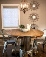 50+ Wall Décor Ideas for 2018 Dining Room Trend (17)
