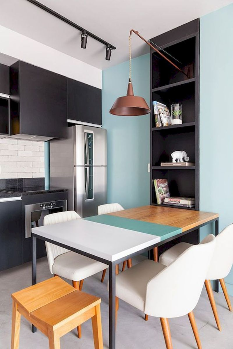 50+ Wall Décor Ideas for 2018 Dining Room Trend (25)